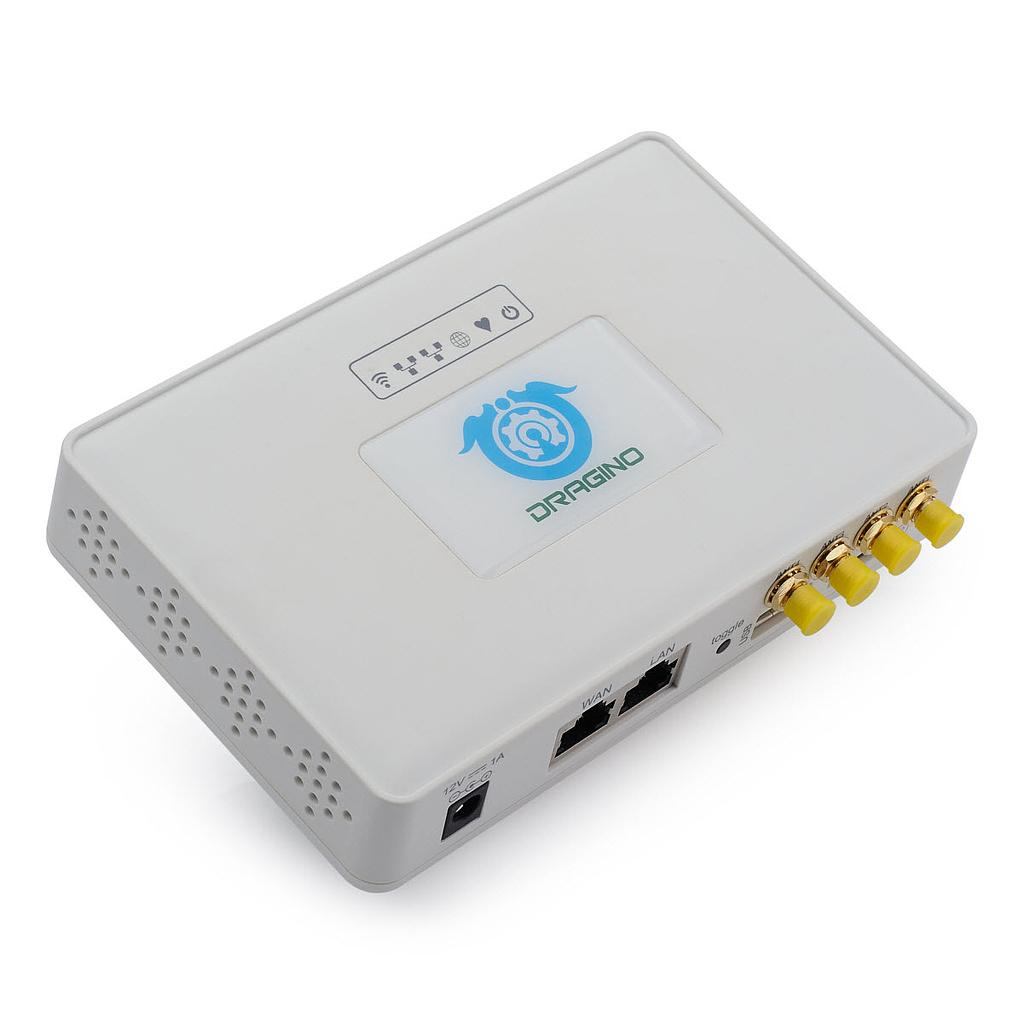 LoRaWAN Multi Channel Indoor Gateway with 3G/4G